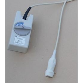 Catéter intravenoso (Polyon). Azul. Caja 1000 unidades.
