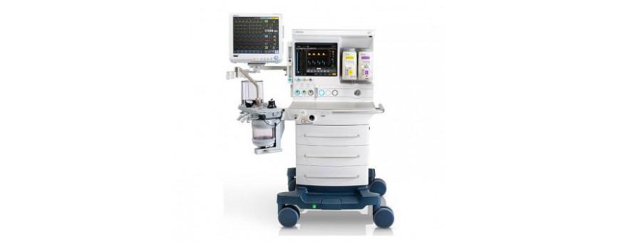 Equipos de anestesia