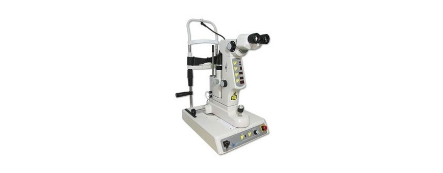 Equipos de oftalmología
